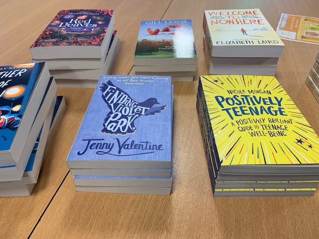 Shropshire Teenage Book Awards Ceremony