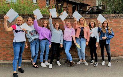 GCSE Results & Celebrations