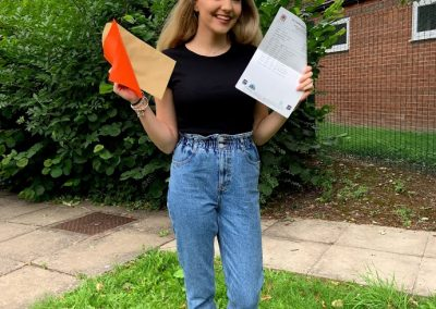 GCSE results image