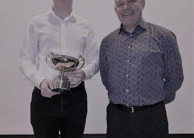 Reader Cup for Community Spirit & Citizenship Winner - Jakub Bledek