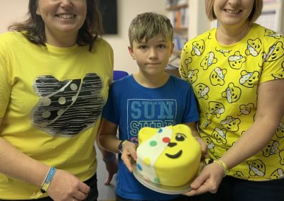 Pudsey cake