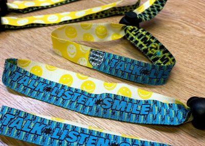 Children in Need and Young Minds Wristbands