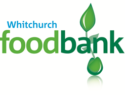 Whitchurch Food Bank Donation