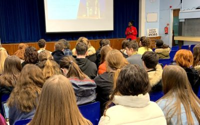 Sixth Formers attend 'Life After Adams' Day