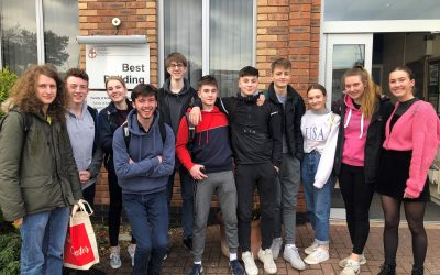 Year 12 Geographers visit University of Chester