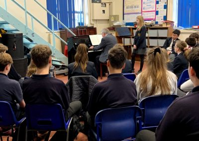 Annabel Booth piano masterclass