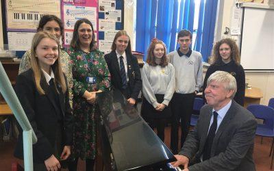 Richard Meyrick Piano Masterclass
