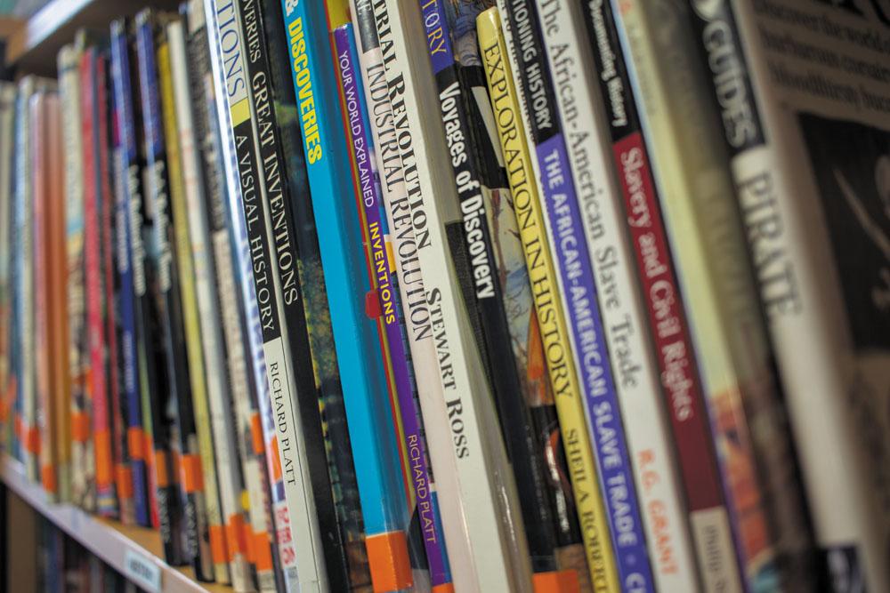 NEW Library & Literacy Newsletter