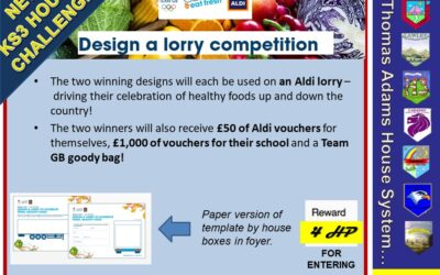 Design a Lorry Competition