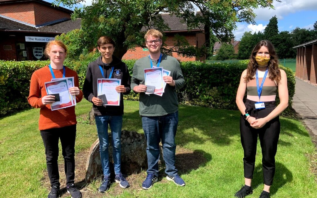 RSC Schools' Analyst Competition Success!