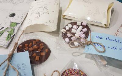Summer School Chocolate Theme